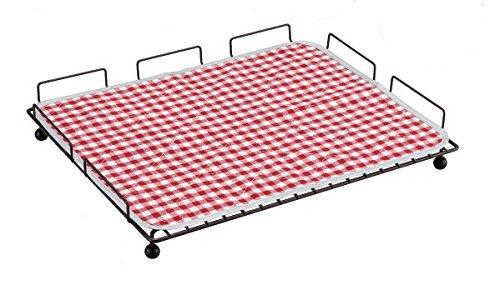 [해외]레인지 위에 수납 공간 체크 무늬 레인지에 랙 수납 주방 수납 선반 스틸 랙/Storage space check range on the top of the range Rack storage kitchen storage storage rack steel rack