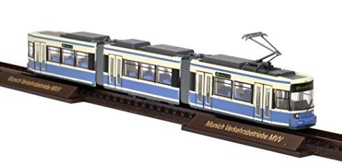 鉄道コレクション 鉄コレ ワールド鉄道コレクション ミュンヘントラム 2000タイプ ジオラマ用品 (メーカー初回受注限定生産)