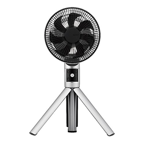 カモメファン 扇風機 リビングファン 20cm シルバー FK...