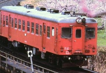 HOゲージ H-5-016 国鉄 キハ52-0番台 首都圏色 (M)
