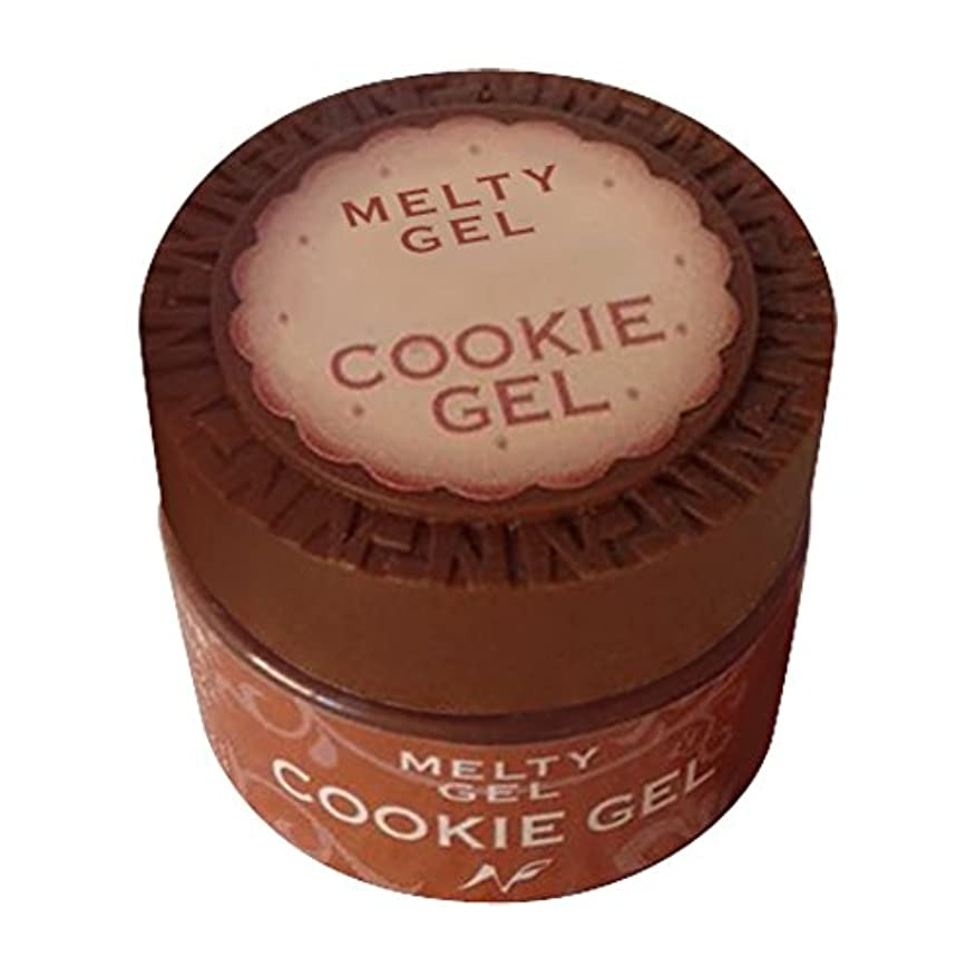 Natural Field Melty Gel クッキージェル 3910チョコレート 5g