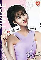 TWICE(トゥワイス )SANA サナ A4クリアファイル C 韓国 ap03