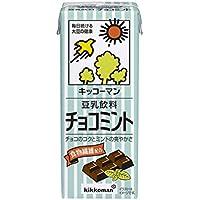 キッコーマン飲料 豆乳飲料 チョコミント 200ml×18本