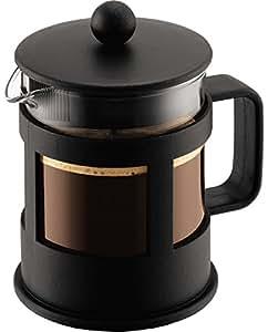 bodum KENYA コーヒーメーカー ブラック 0.5L 1784-01 BK