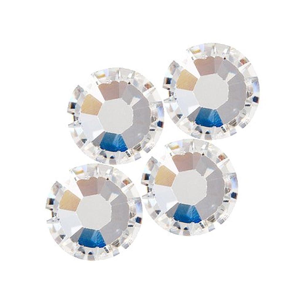 キャップしわを除くバイナル DIAMOND RHINESTONE  クリスタル SS8 1440粒 ST-SS8-CRY-10G