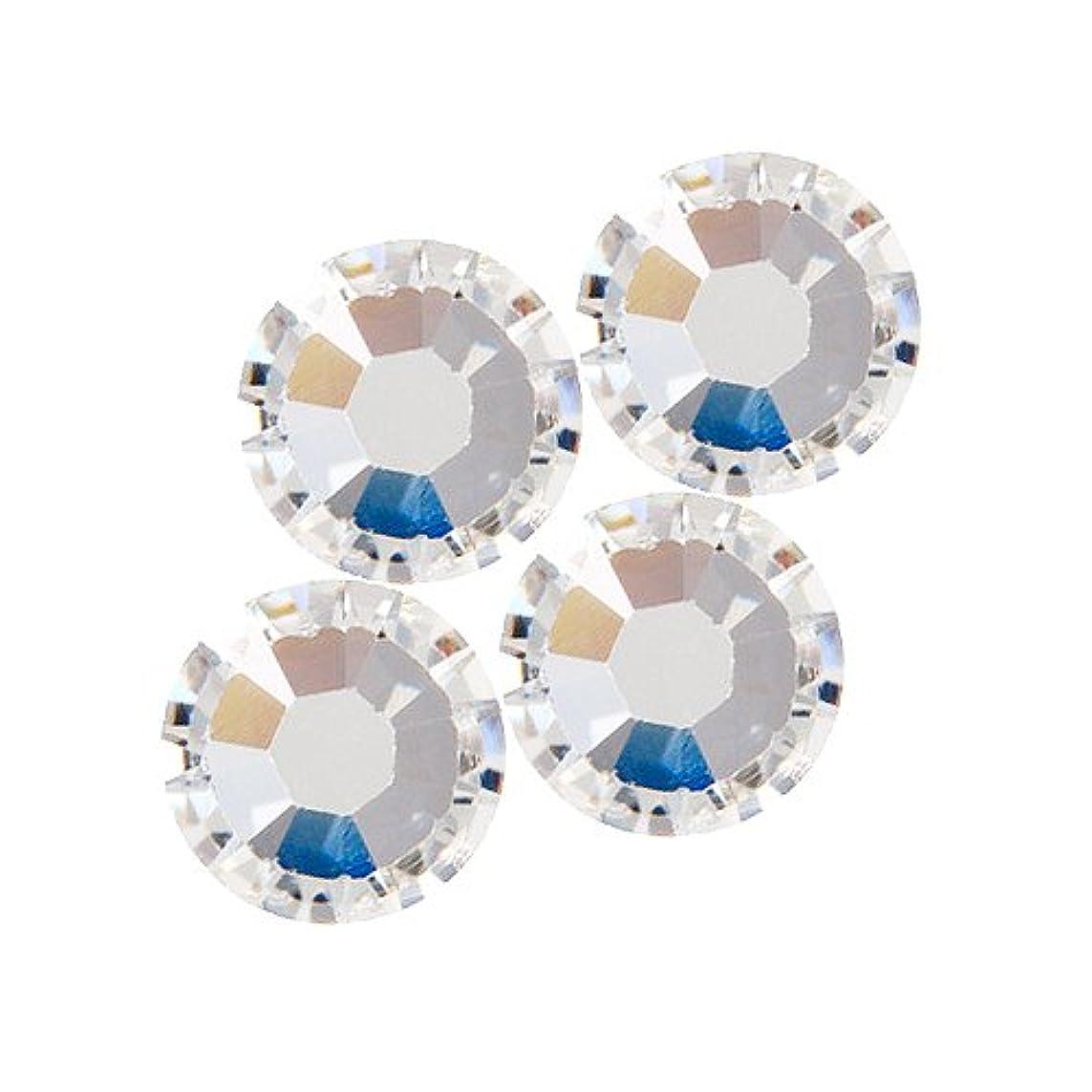 従来の既に厚さバイナル DIAMOND RHINESTONE  クリスタル SS10 1440粒 ST-SS10-CRY-10G