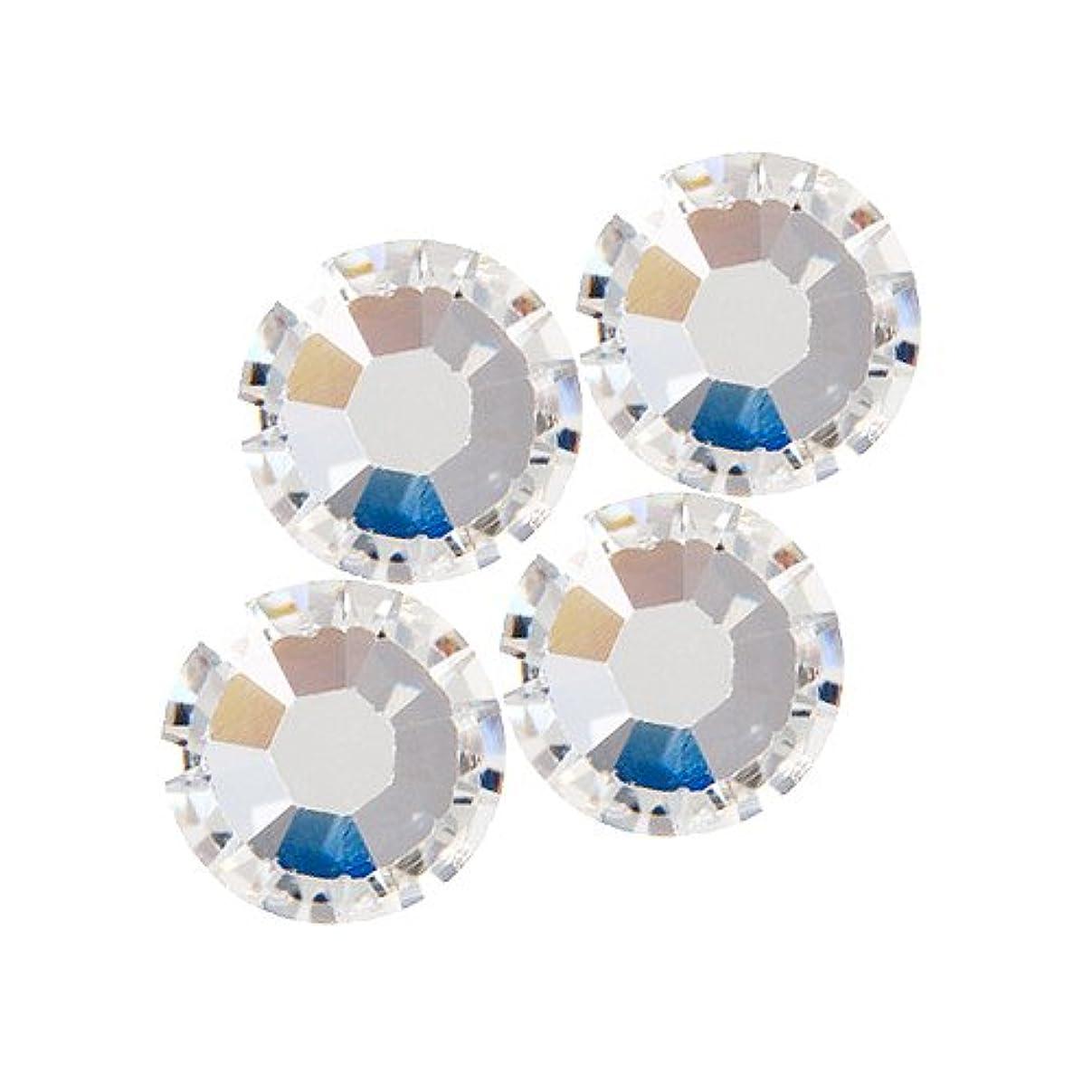 敬礼荒野打撃バイナル DIAMOND RHINESTONE  クリスタル SS8 1440粒 ST-SS8-CRY-10G