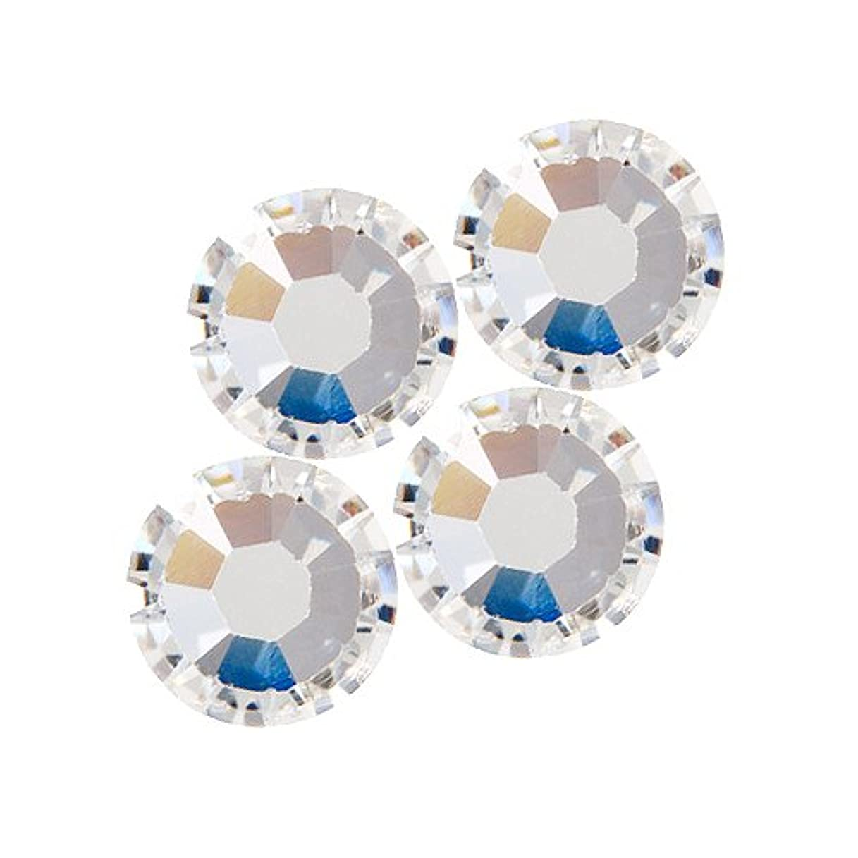 レジデンス追加する牛バイナル DIAMOND RHINESTONE  クリスタル SS6 720粒 ST-SS6-CRY-5G