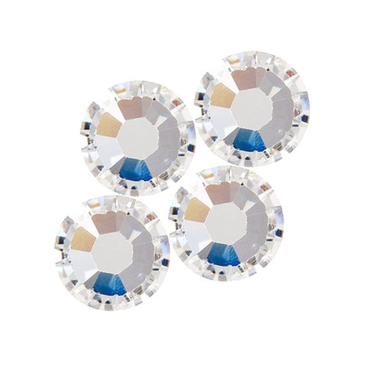 スチュアート島スムーズに剥ぎ取るバイナル DIAMOND RHINESTONE  クリスタル SS6 720粒 ST-SS6-CRY-5G