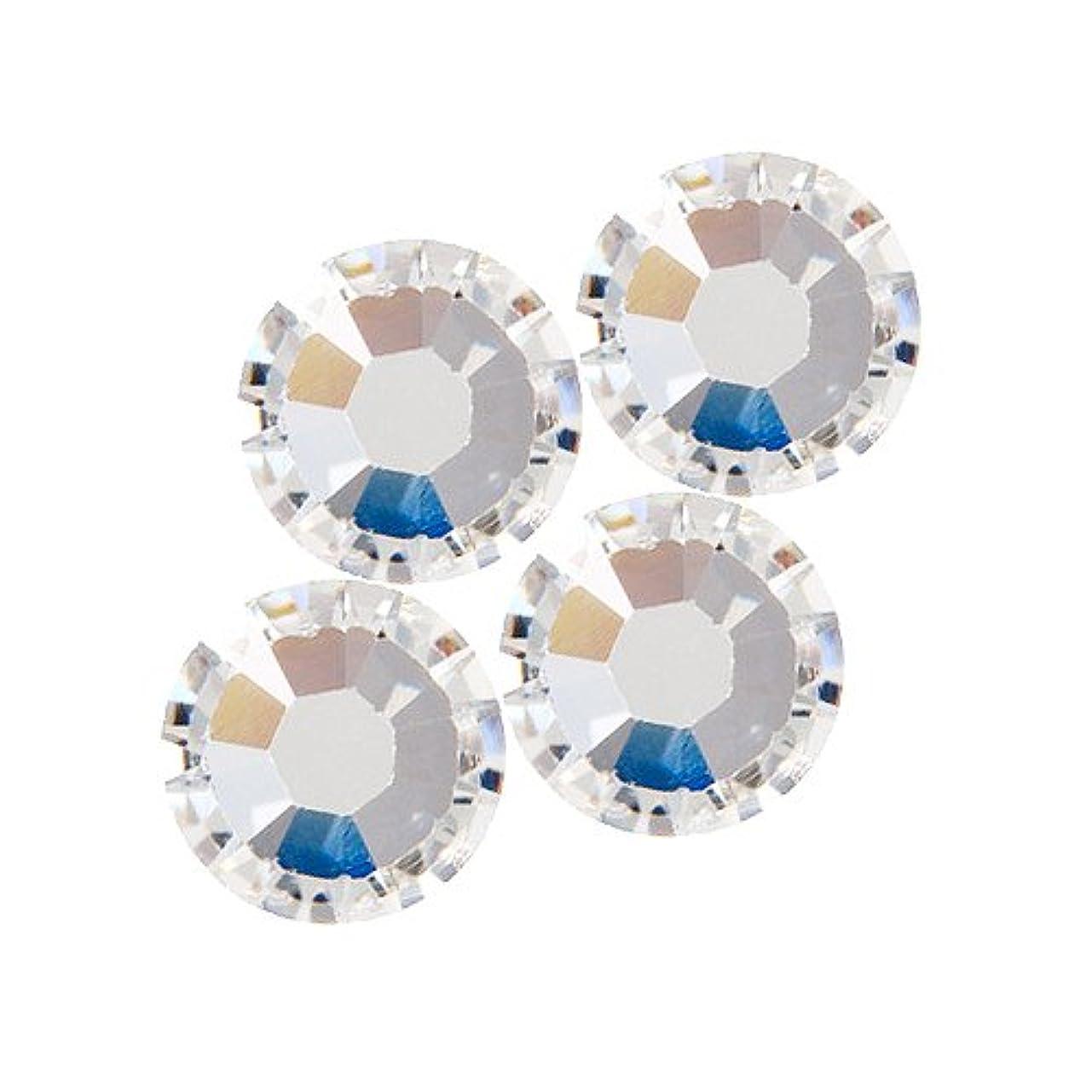 色合い発見名門バイナル DIAMOND RHINESTONE  クリスタル SS8 1440粒 ST-SS8-CRY-10G