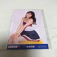 美品!NGT48本間日陽AKBグループカレンダー2019チアガール封入生写真梱包 日本郵便 追跡機能付きクリックポスト ひなたん