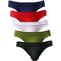 yuyangdpb Men's ComfortSoft Modal Sexy Bikini Briefs