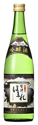 会津ほまれ山田錦仕込 吟醸酒 720ml