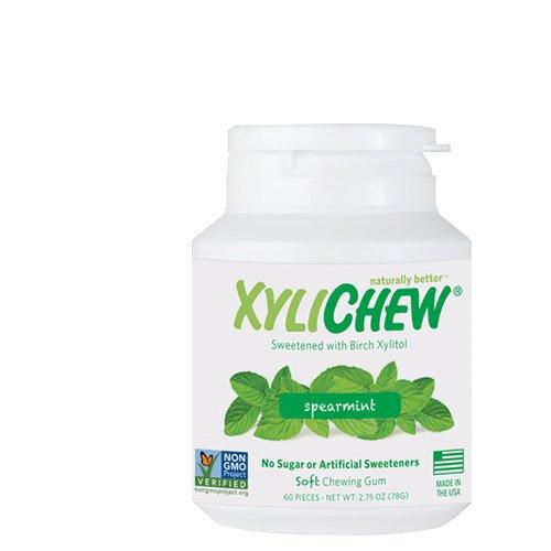 Stance ◆キシリトール100%◆Xylichew R キシリチュウ 粒ガム ボトルタイプ 60粒 スペアミント