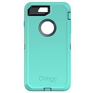 【日本正規代理店品】OtterBox Defender シリーズ for iPhone 7 Plus - テンペストブルー/アクアミント (BOREALIS) OTB-PH-000284