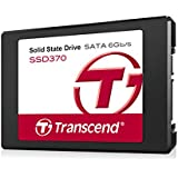 Transcend SSD 256GB 2.5インチ SATA3 6Gb/s MLC採用 3年保証 TS256GSSD370