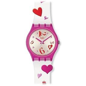 swatch (スウォッチ) 腕時計 LOVING TWISTER(Valentine's Day) GV120