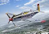 モデルズビット 1/48 アメリカ州軍 ノースアメリカン P-51Hムスタング戦闘機 プラモデル MVT4817