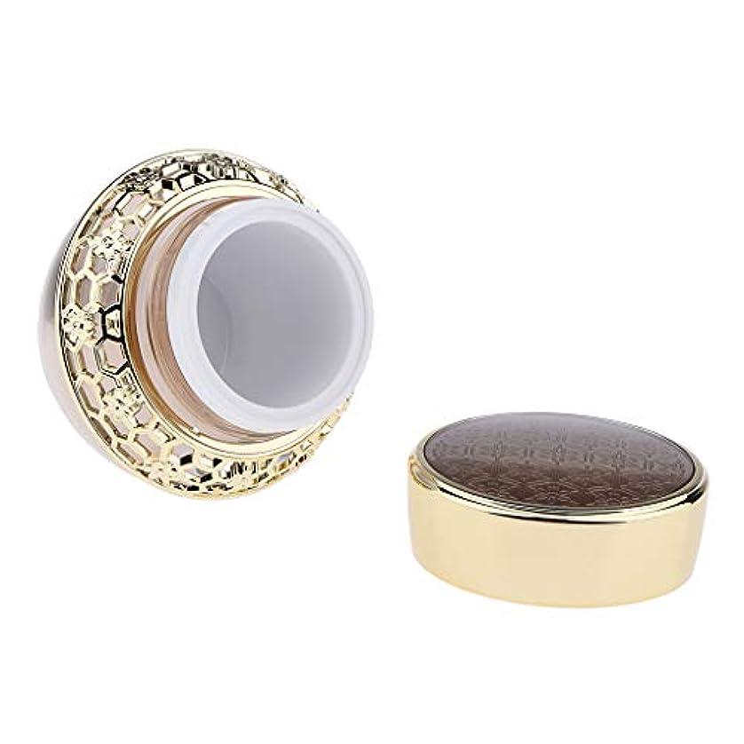 小道具ファントムヒロインB Baosity 空クリームジャー 化粧品ポット コスメ 詰替え容器 旅行小物 便利 2サイズ選べ - 30g