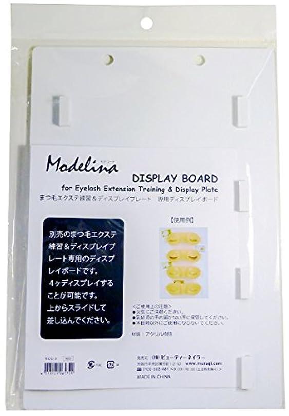 トランザクションポーク脚本まつ毛エクステ練習&ディスプレイプレート 専用ディスプレイボード(MOD-3)