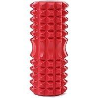 R-STYLE マッサージ効果で 腰痛 肩コリ 筋肉痛 を 改善 イージーヨガ&指圧効果 フォームローラー