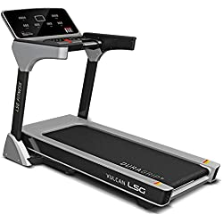 Lifespan Fitness Vulcan Treadmill Wide 490mm Belt Electric Quiet EverDrive® Motor Free Postage
