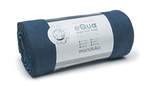 Manduka(マンドゥカ )《 ヨガ トレーニング グッズ 》eQua マットタオル Lサイズ《 ラグ 》Lサイズ 滑ら...