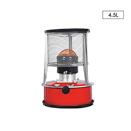 shopparadise カセットガスストーブ 灯油ストーブ ポータブルタイプ 暖房機 屋内暖炉用 石油ストーブ ケロシンヒーター アウトドアヒーターア 取っ手付