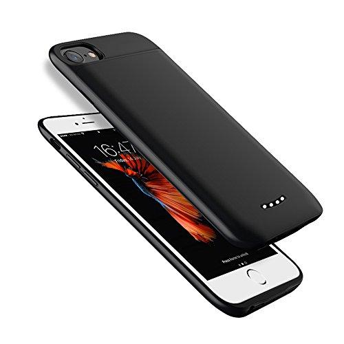 BeeFix iPhone6/6S/7/8兼用 バッテリー内蔵ケース 5000mAh 充電ケース ケース型バッテリー...