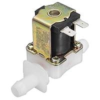 OKIl 12V DC電気電磁弁水の空気流入量はノーマルクローズ12ミリメートルスイッチ