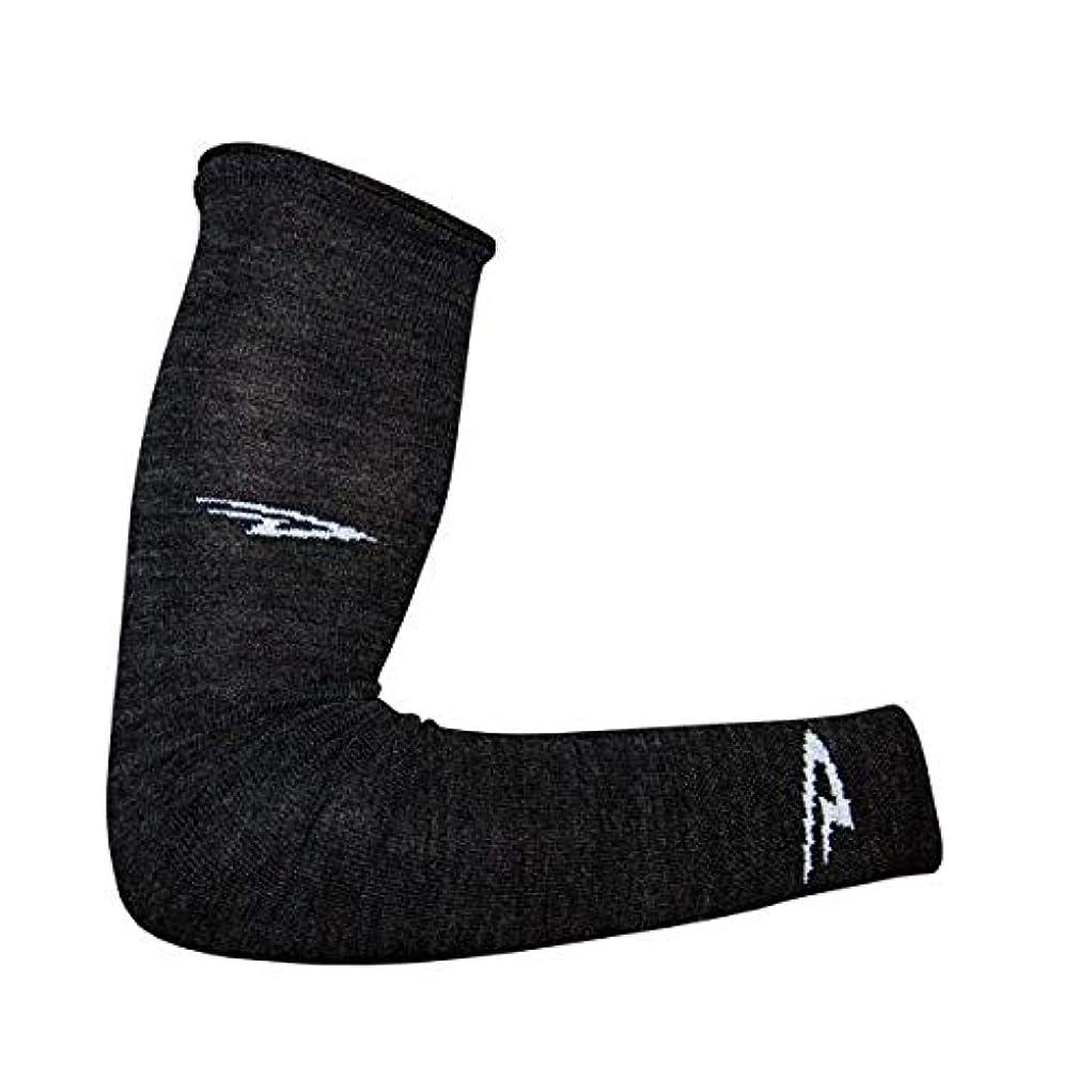 納得させるチャレンジ一般的に言えばDefeet(ディフィート) アームカバー Armcover Wool comp D-Logo Black S/M S/Mサイズ