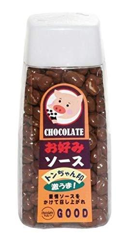 お好み焼きソースチョコ