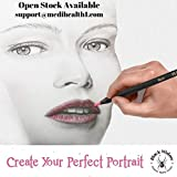ライトスキントーンカラー鉛筆 ポートレートセット 大人用カラー鉛筆 Skintoneアーティスト鉛筆 画像