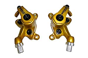 STRIDA(ストライダ) COLOR BRAKE SET GOLD