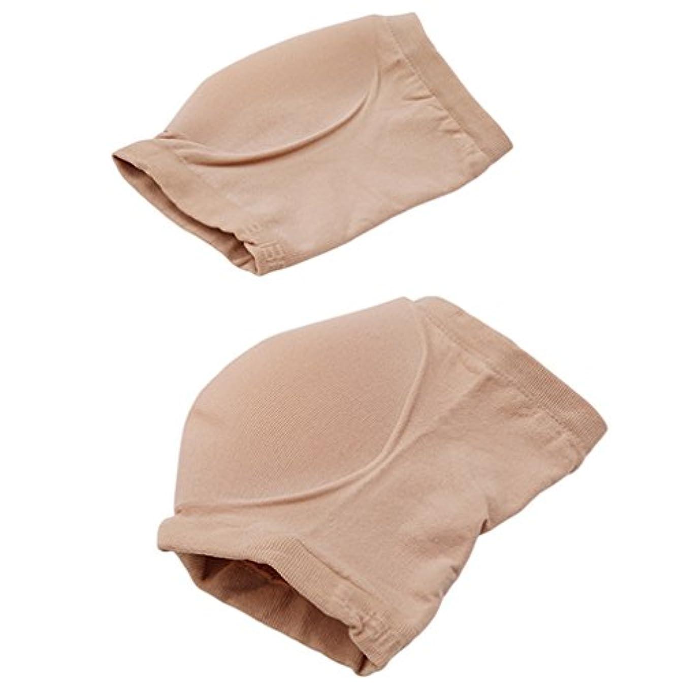 バッグテレマコス抹消MARUIKAO かかと ジェルサポーター ソックス 保湿 ケア 割れ かさかさ 防止 美かかとづくり スキンSコード