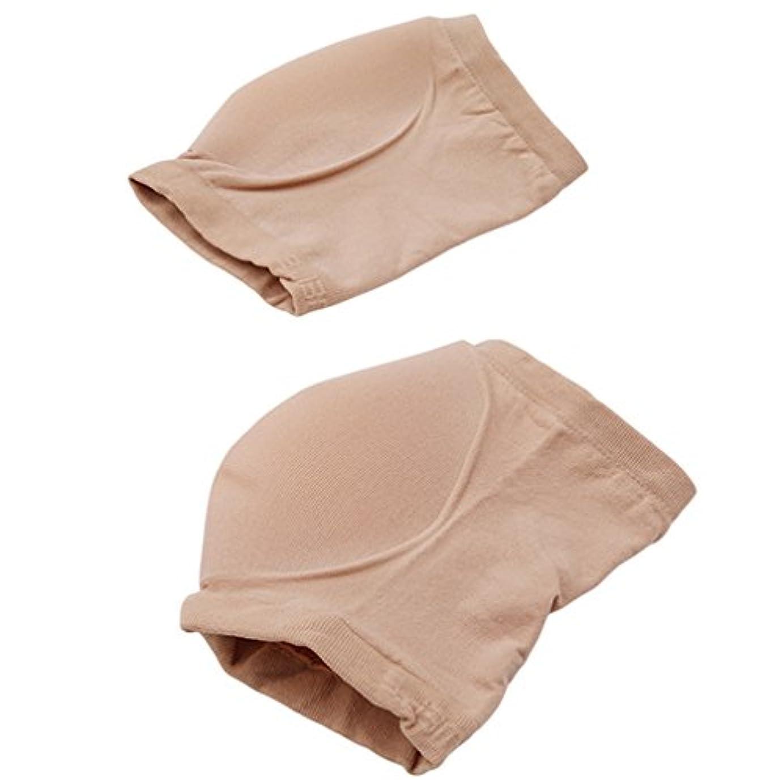 電気陽性汚い流行MARUIKAO かかと ジェルサポーター ソックス 保湿 ケア 割れ かさかさ 防止 美かかとづくり スキンSコード