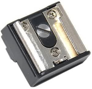 ソニー SONY NEX-5N NEX-C3 NEX-5 NEX-3 専用 オートロックアクセサリーシュー 形状変換アダプター