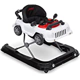 Jeep Classic Wrangler 3-in-1 Grow with Me Walker, White 141[並行輸入]