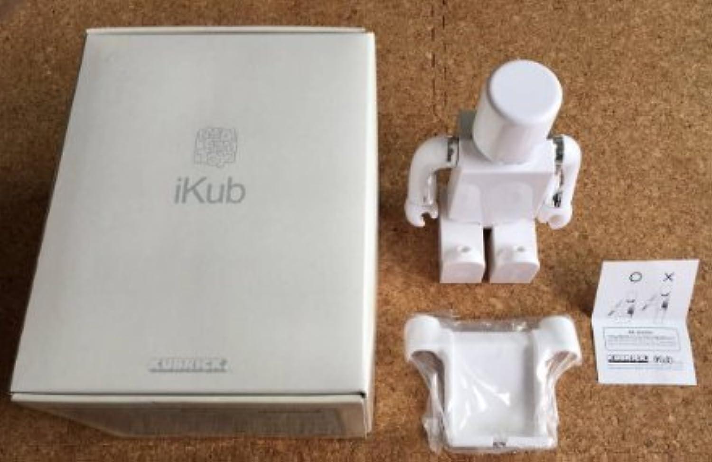 iKubアイキューブ iPodスタンド KUBRICKキューブリック アップル HMV コラボ 廃盤限定レア