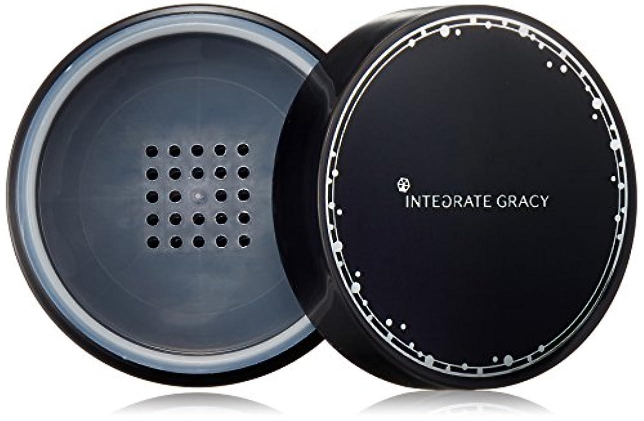 リスクバクテリア種類インテグレート グレイシィ ルースパウダー ケース