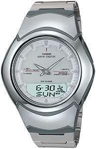 [カシオ]CASIO 腕時計 WAVE CEPTOR ウェーブセプター コンビネーションモデル 電波時計 WVA-104HDJ-7AJF メンズ