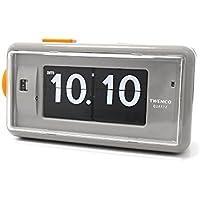 トゥエンコ 置時計インテリア TWEMCO 時計 オシャレ クロック AL-30 GRAY