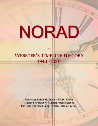 NORAD: Webster's Timeline History, 1940 - 2007