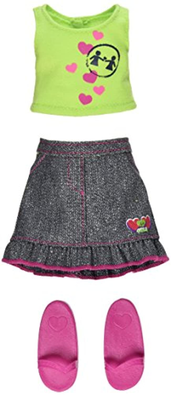 Hearts For Hearts Girls - Share Your Heart Skirt and Tank Set