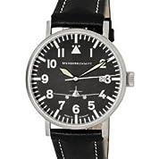 腕時計 Messerschmitt Aviator Watch with Sand Blasted Case, SuperLuminova ME262-39【並行輸入品】