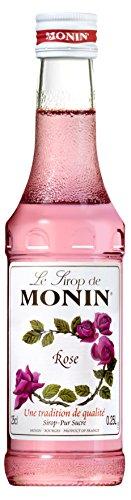 MONIN(モナン) ローズシロップ 250ml