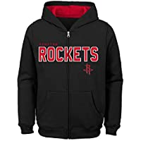 NBA by Outerstuff NBA Kids & Youth Boys Stated Full Zip Fleece Hoodie