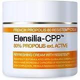 Elensilia CPP フレンチ プロポリス 80 リシステム クリーム / CPP French Propolis 80 Resistem Cream (50g) [並行輸入品]