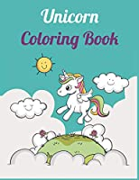 Unicorn Coloring Book: Best Coloring Book, Gift For Kids Ages 4-8 9-12