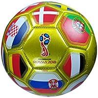 FIFA公式Russia 2018ワールドカップ公式ライセンスサイズ5ボール05 – 1 (Aグレード)